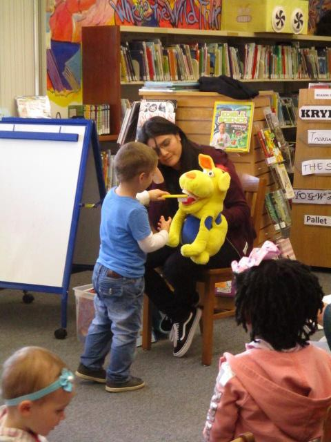 dental_hygiene_preschool Lakeside Library