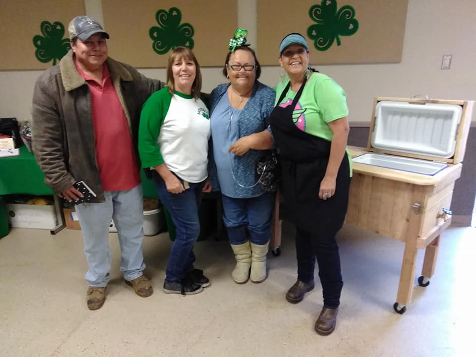 St. Patrick Day Fundraiser March 2018: